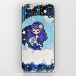 Be Careful What You Wish For iPhone Skin