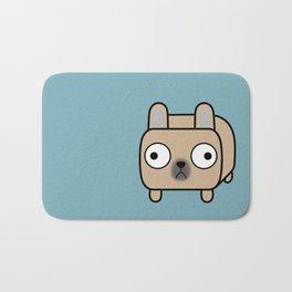 French Bulldog Loaf - Fawn Frenchie Bath Mat