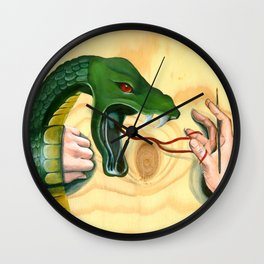 Cobra | Venom Wall Clock