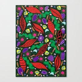Wild thang Canvas Print