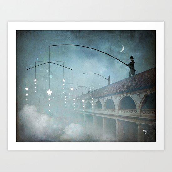 Nightmakers Art Print