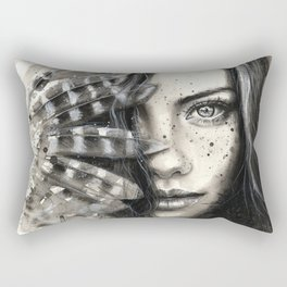 Freckly Rectangular Pillow
