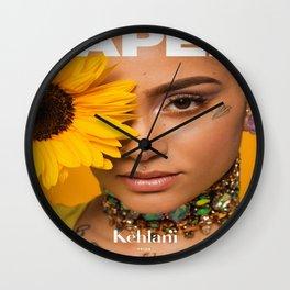 Kehlani 21 Wall Clock