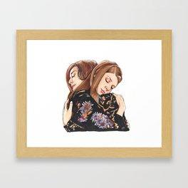 Tillow Framed Art Print