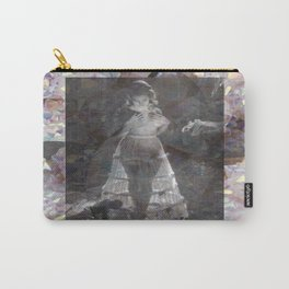 Gems and Gauze Carry-All Pouch