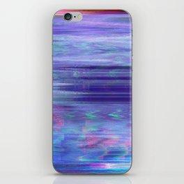 Glytch 22 iPhone Skin