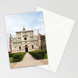 Certosa di Pavia Stationery Cards