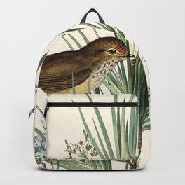 Little Birds and Flowers III Backpack