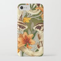 washington iPhone & iPod Cases featuring Sugar Gliders by Teagan White