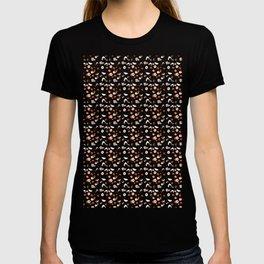 Kawaii Sushi Pattern T-shirt