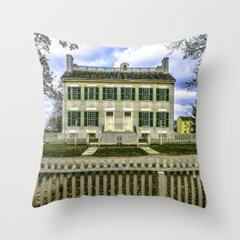 Shaker #1 Throw Pillow