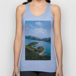 The Azores, Portugal Unisex Tank Top