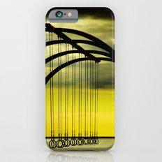 Beach Rings on Santa Monica Beach Slim Case iPhone 6s