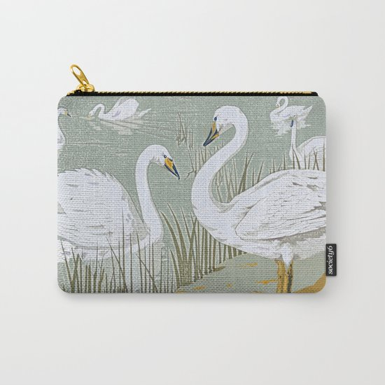 Swan song Carry-All Pouch