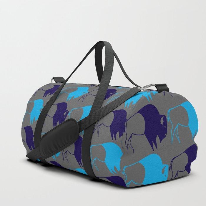 Blue Buffalo Nation Duffle Bag