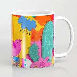 Fiesta Llama Coffee Mug
