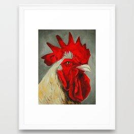 Chicken 3 Framed Art Print