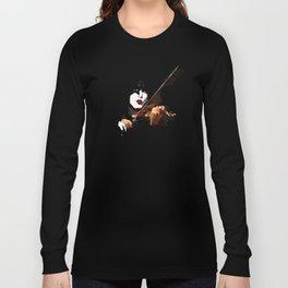 Paganini Devil Violinist 2 Long Sleeve T-shirt