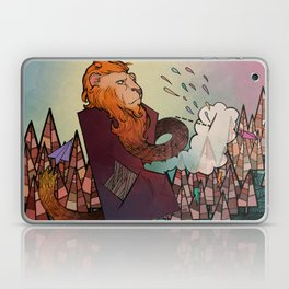 Lion Revisited Laptop & iPad Skin
