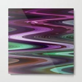 Nixie water Metal Print