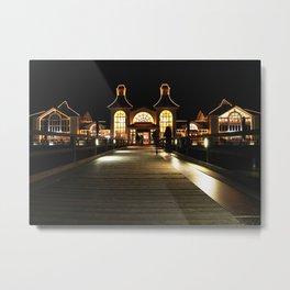 Seebrücke Sellin - Pier Sellin Metal Print