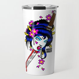 Geisha Travel Mug
