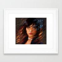 bioshock infinite Framed Art Prints featuring Broken Skies - Bioshock Infinite by AlexRusso