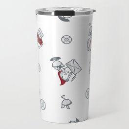 TREBIUS VALENS AND FRIENDS Travel Mug