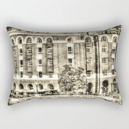 Hays Galleria London Vintage Rectangular Pillow