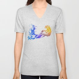 Final Fantasy X Unisex V-Neck