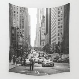 That New York Minute Wall Tapestry