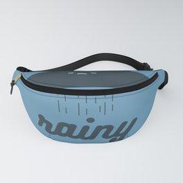 Rainy Fanny Pack