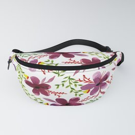 Garden of Magenta Fanny Pack