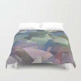 Cubism Abstract 180 Duvet Cover