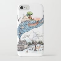 camus iPhone & iPod Cases featuring Invincible Summer by Brooke Weeber