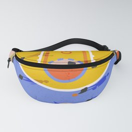 Hoops Fanny Pack