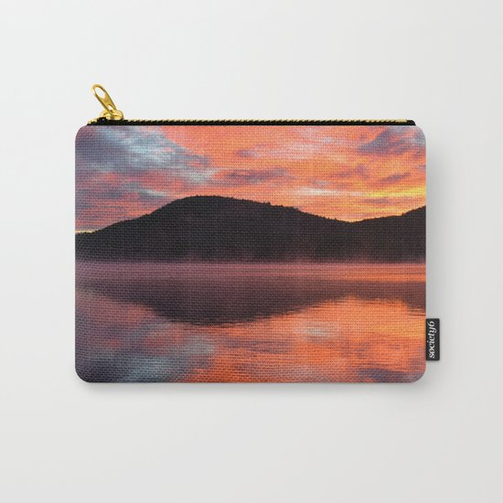 Sunrise Ripples Carry-All Pouch