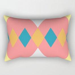 Bantu Diamonds Rectangular Pillow