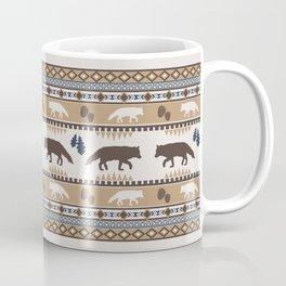 Boho animals | Autumn fox tan Coffee Mug