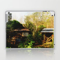 Little Houses in the Wood Laptop & iPad Skin