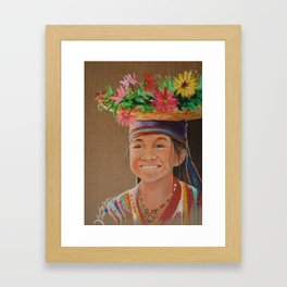 Igorot Framed Art Print