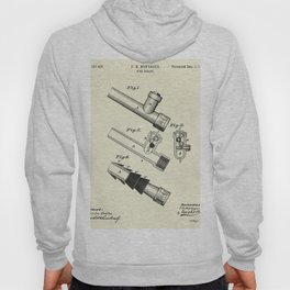 Fire Escape-1885 Hoody