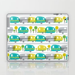 Caravan Laptop & iPad Skin