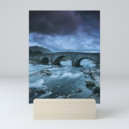 The Bridge at Sligachan Mini Art Print