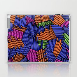 Happy Abstract Nr:05 Laptop & iPad Skin