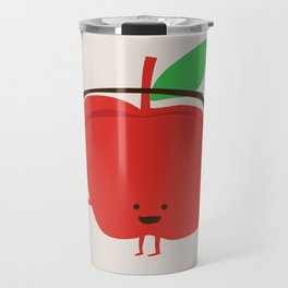 The Apple and The Arrow Travel Mug