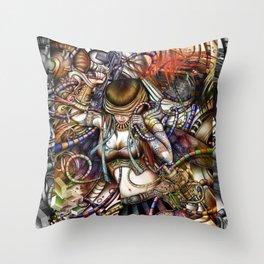 Paradoks Throw Pillow