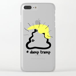 DO IT! Clear iPhone Case