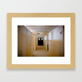 Ward 12 Framed Art Print