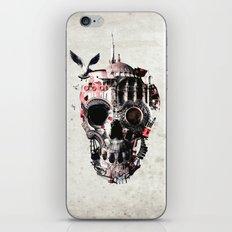 Istanbul Skull iPhone & iPod Skin